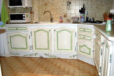 Artisan formateur relooking relooking meuble avant apr s relooking cuisines avant apr s - Cerusage de meuble ...